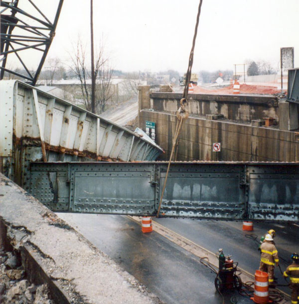 Bridge Collapse Investigation