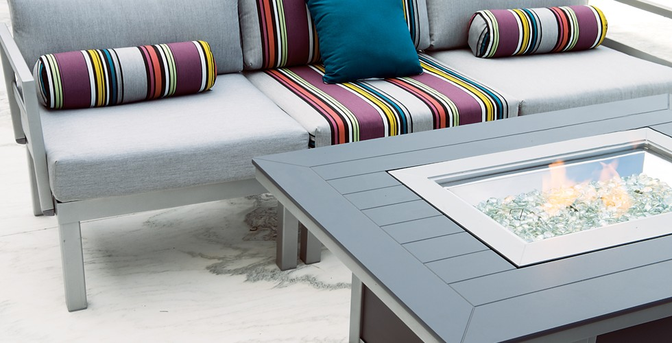 Fire Table Patio Furniture at Chim Chimney Fireplace Pool & Spa