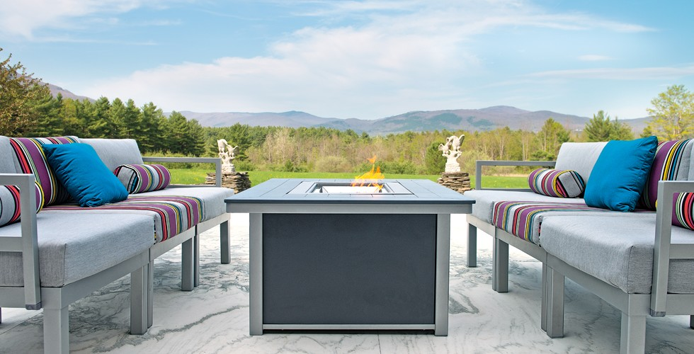 Telescope Casual Patio Furniture at Chim Chimney Fireplace Pool & Spa