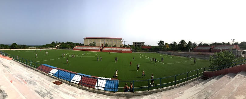 Soccer Stadium - Jacmel Haiti