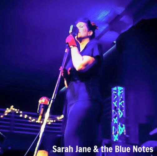 Sarah Jane & the Blue Notes