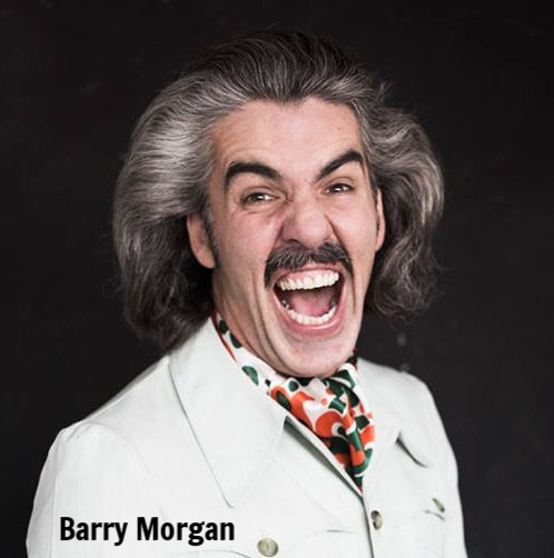 Barry Morgan