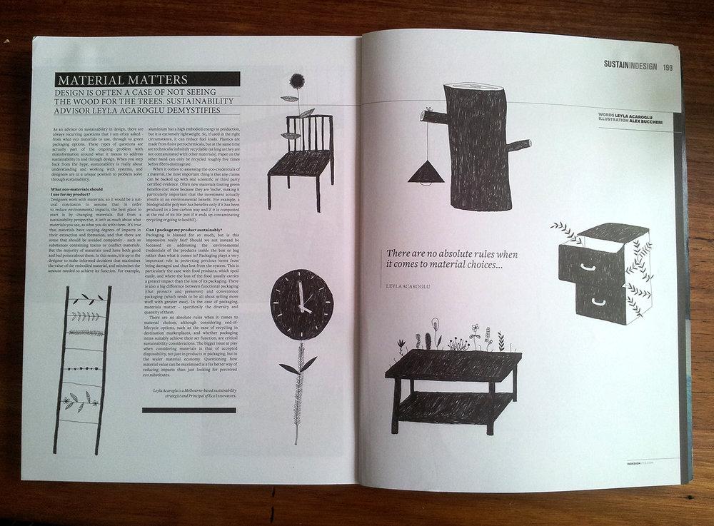 Indesign Magazine Issue 56