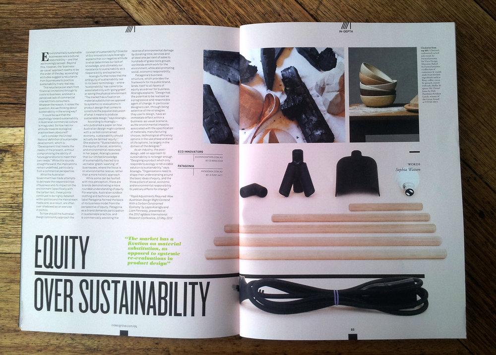DQ Magazine interview 2014