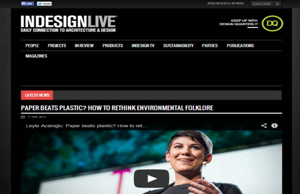 Indesign Live Interview