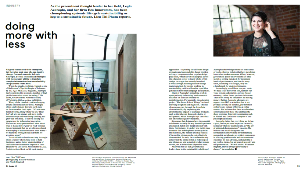 Australian Design Review Autumn 2014