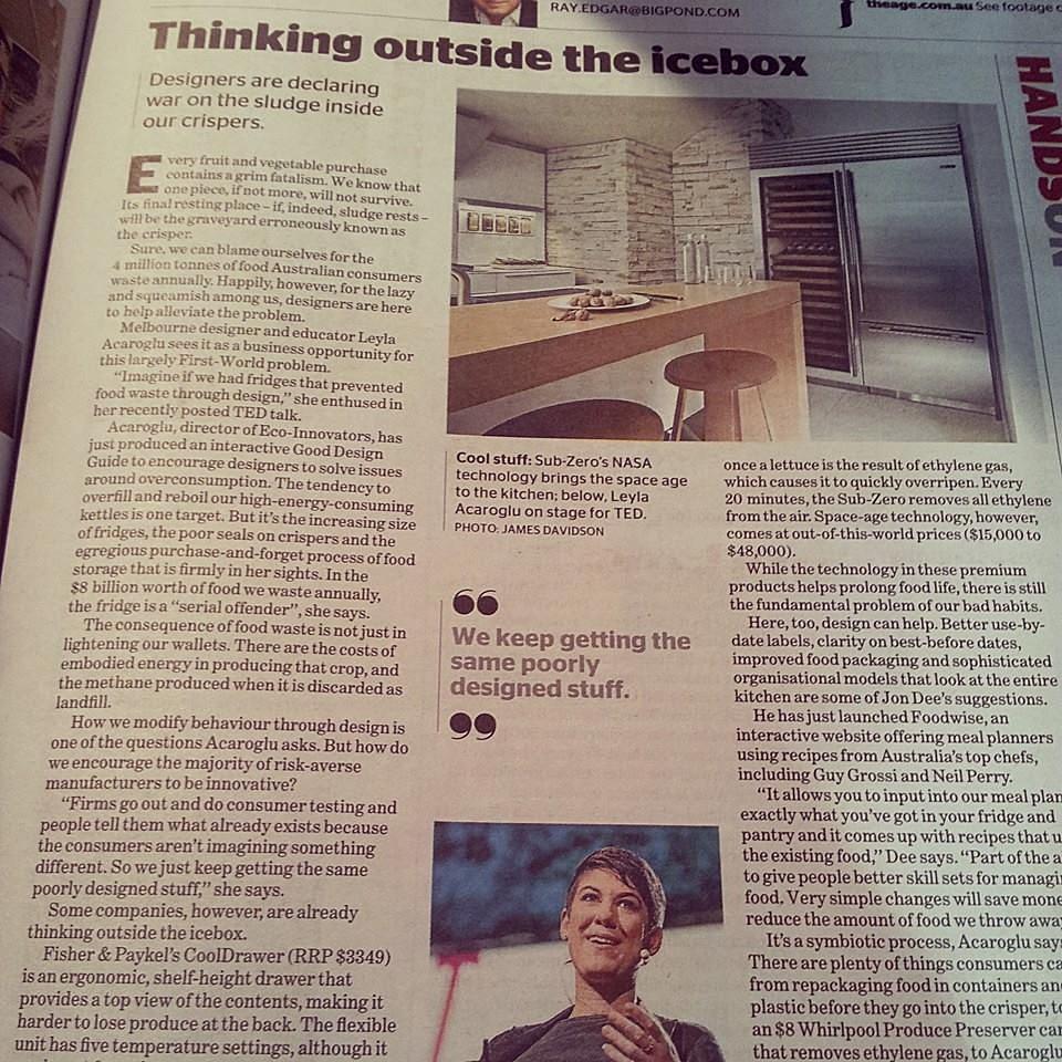 Sydney Morning Herald Interview
