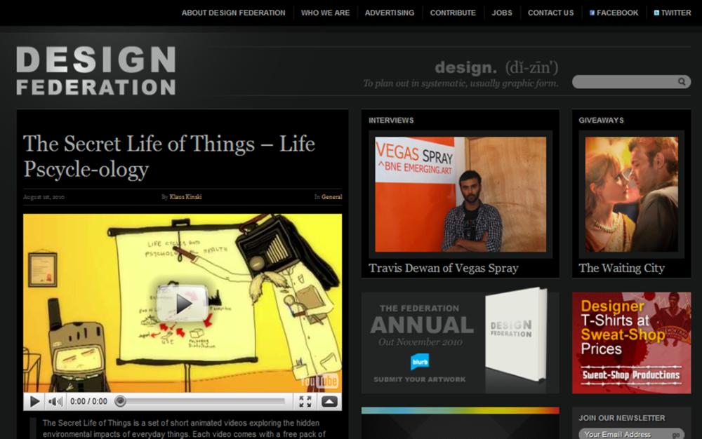 Design Federation 2010