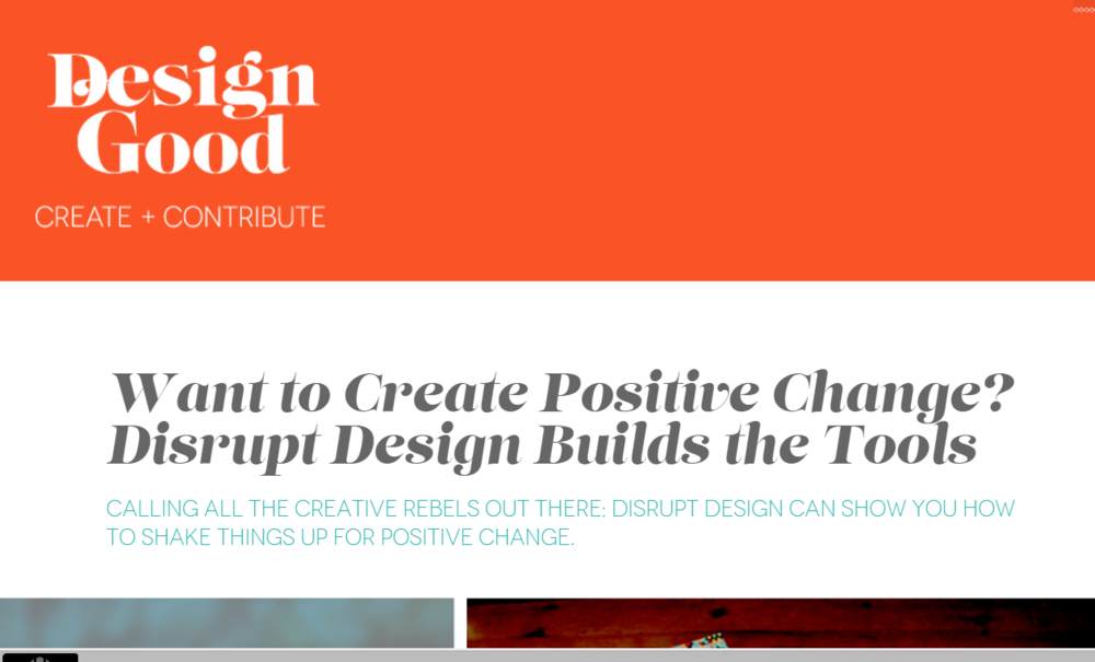 Design Good Magazine