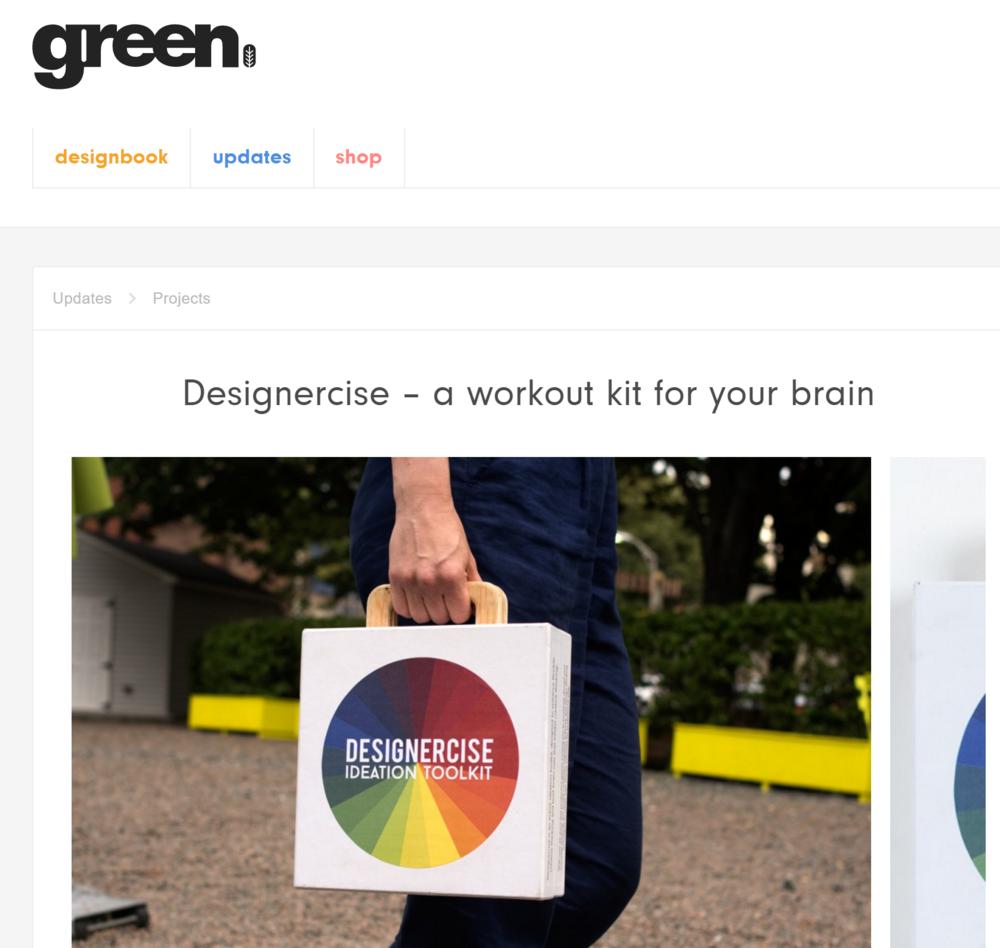 Green Magazine 2015