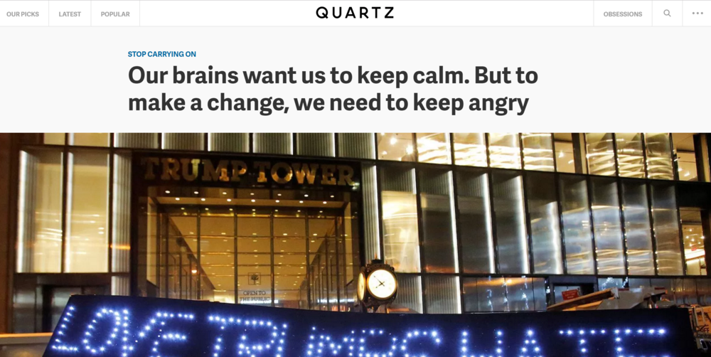 Leyla Acaroglu for Quartz