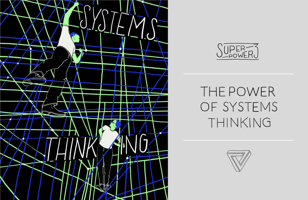 superpowers by leyla acaroglu systems thinking