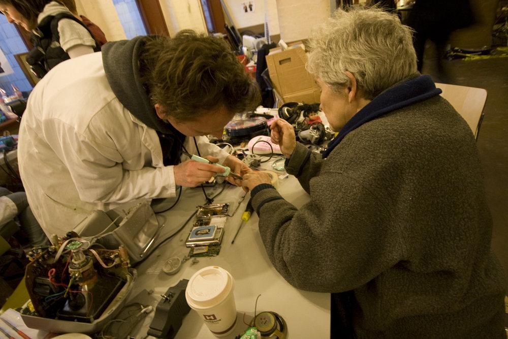 repair workshops 2011