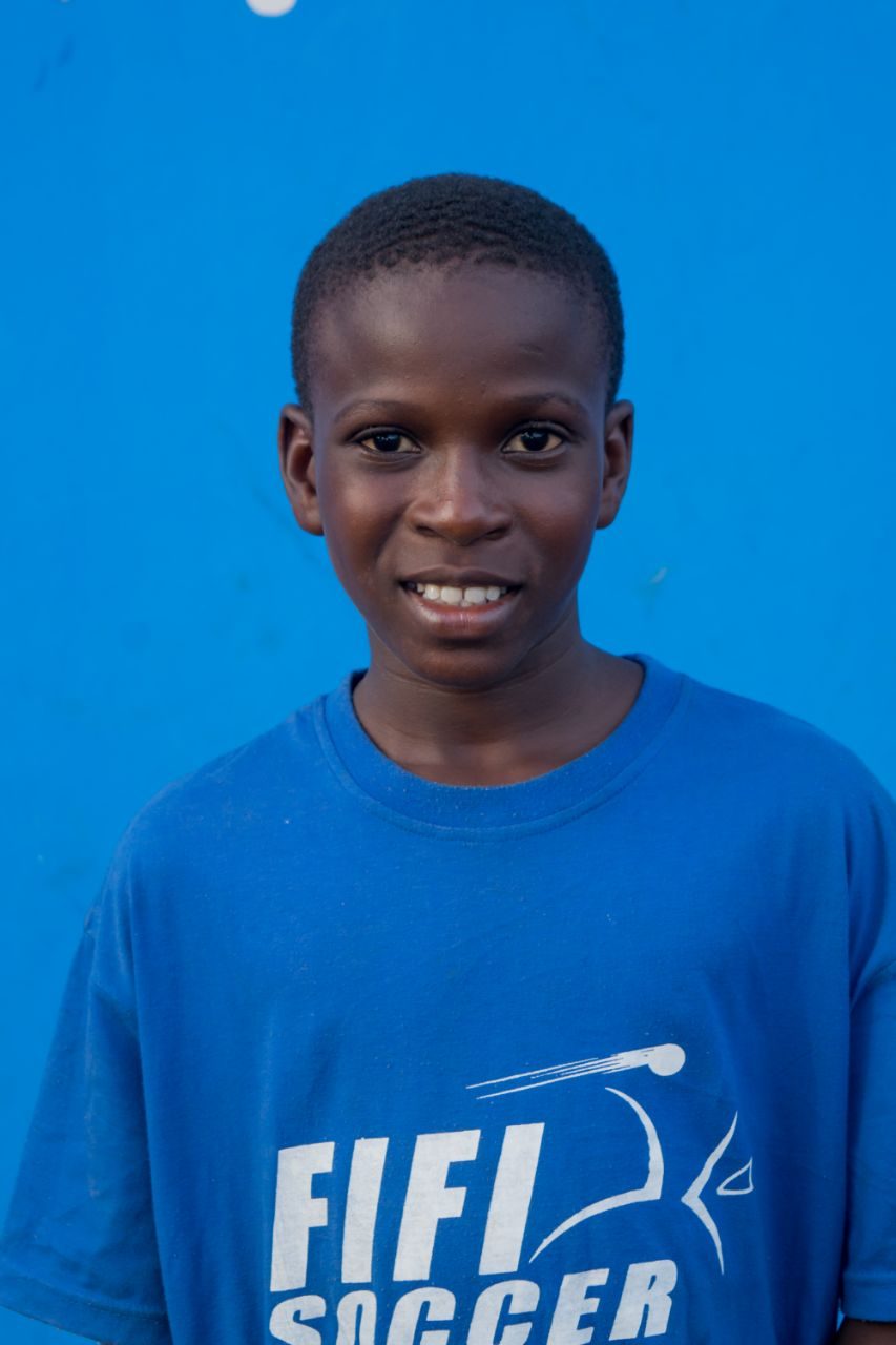 Isahaku Ibrahim - 11 years old | journalist