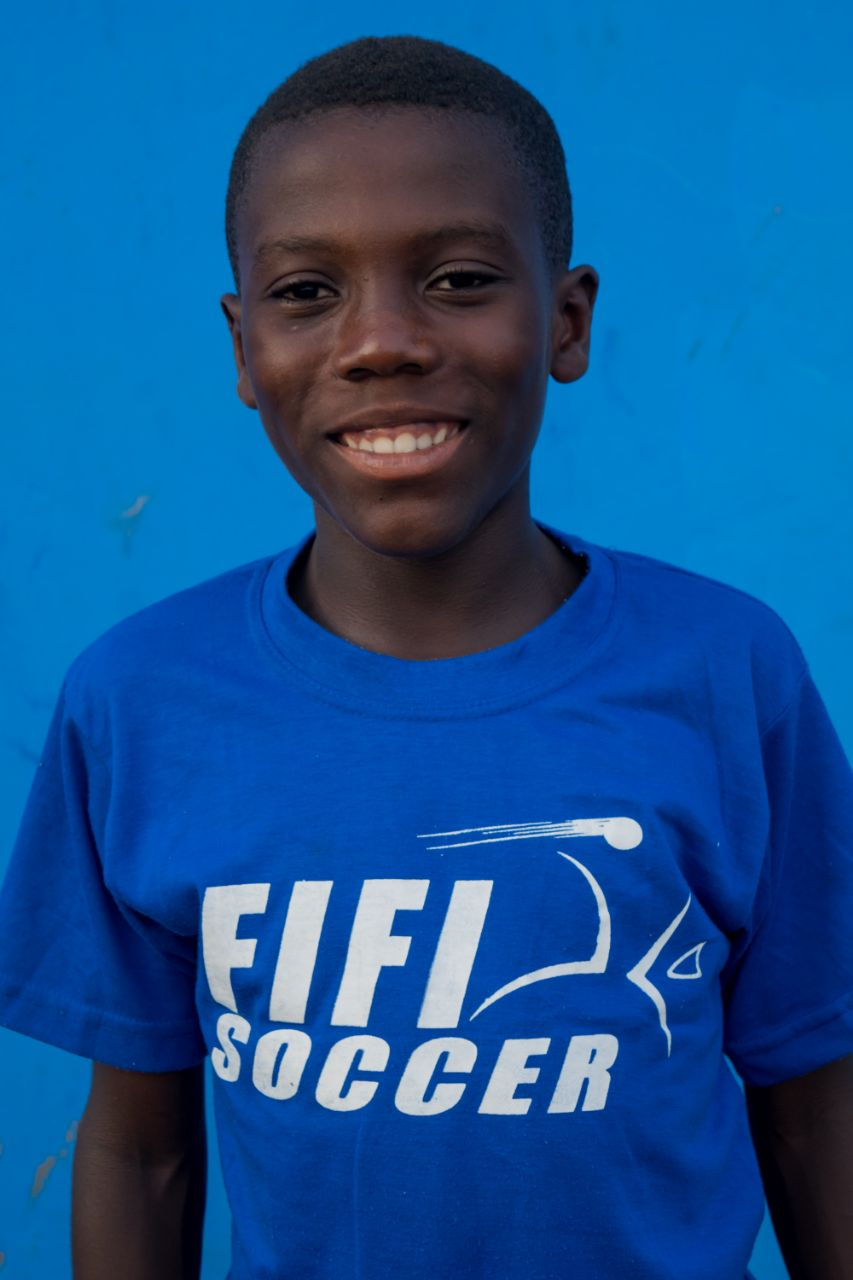 Kwabena Tetteh - 12 years old | Footballer