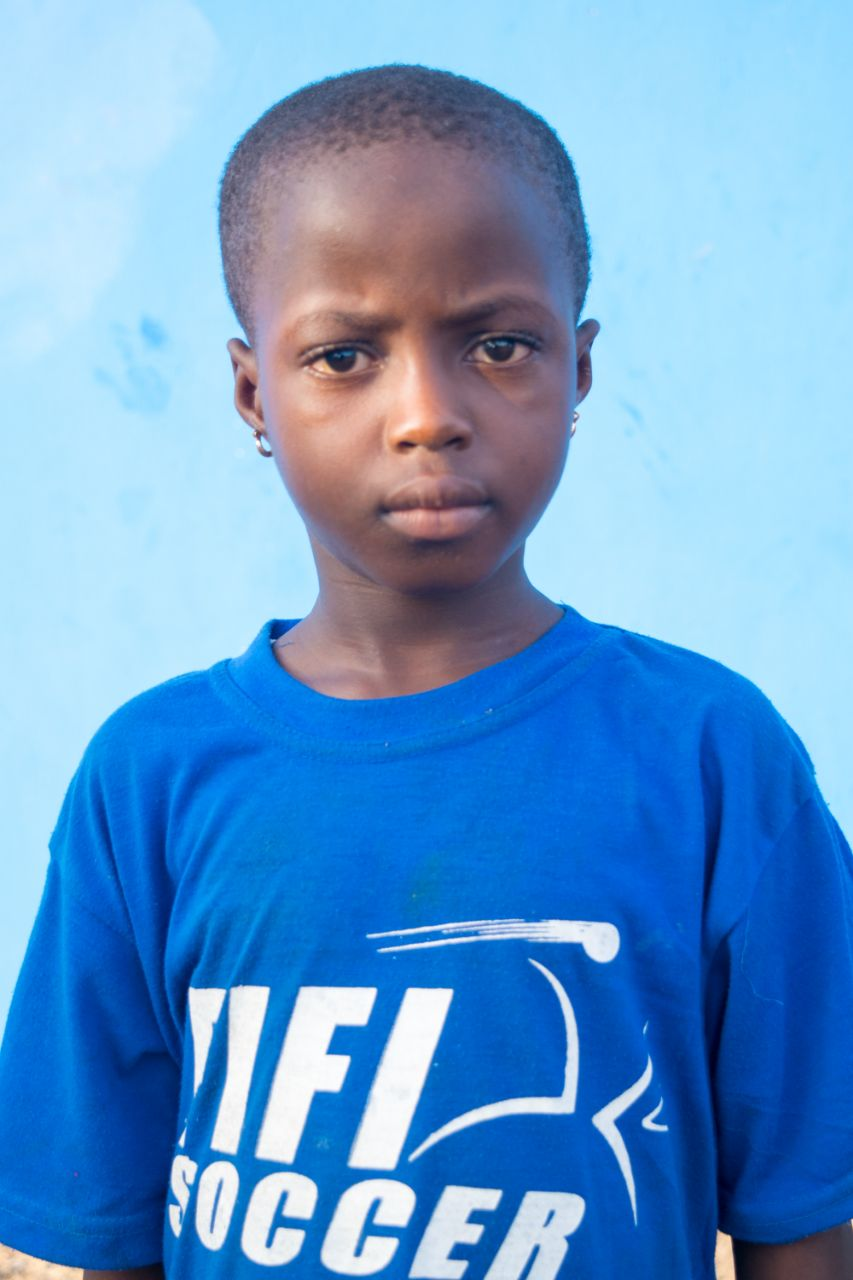 Zanabu Agyei - 8 years old | Police Woman