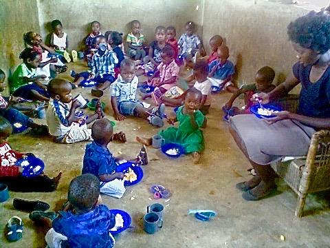 St. Jude's Nursery Preschoolers