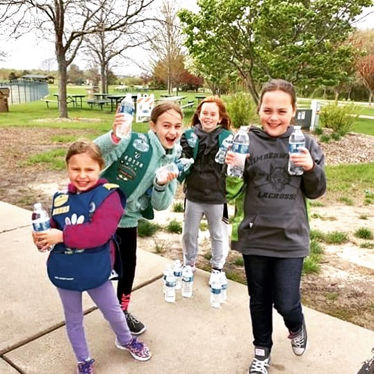 Walk/Run Raises $1,506 for Ntemba Village Water Project!  #Water4Africa #walkrun #charity #fundraiser #girlscouts #aidafricaschildren