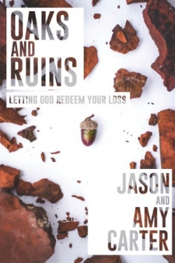 "Everyone experiences loss. It's not a matter of ""if', but a matter of ""when."" So, how do you survive when the loss seems too overwhelming? Is it possible to not just survive, but to live and love like never before? The promises of God answer this question with a resounding ""Yes!"" Oaks and Ruins will take you on a journey of faith, redemption, and hope for the future.     Click on the image to purchase the book."