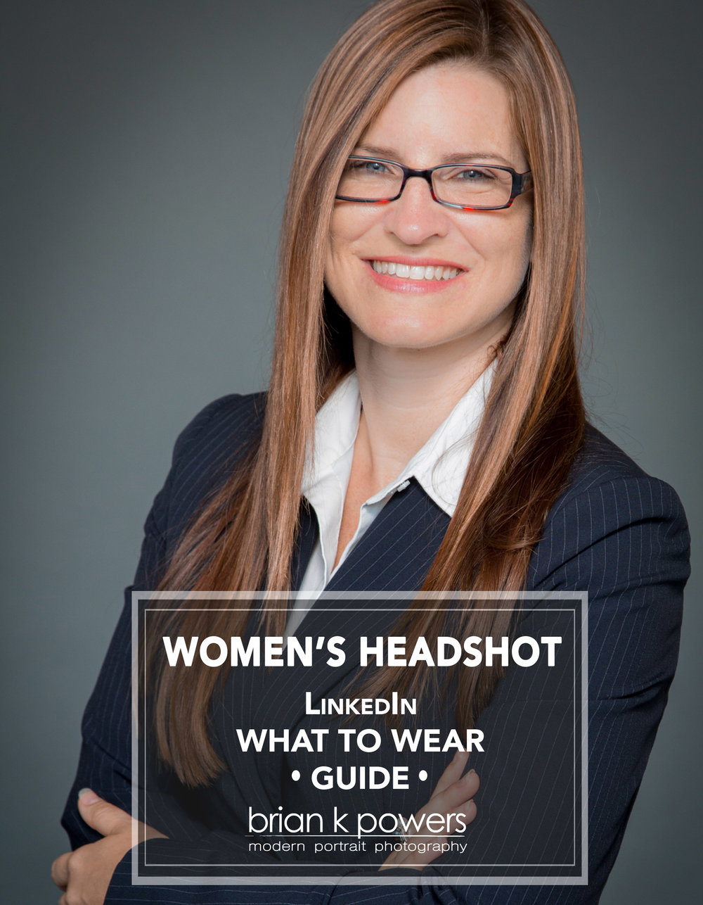 A business headshot is an important part of your brand. Take a look at this  LinkedIn  guide for what to wear for Women's Business Headshots.