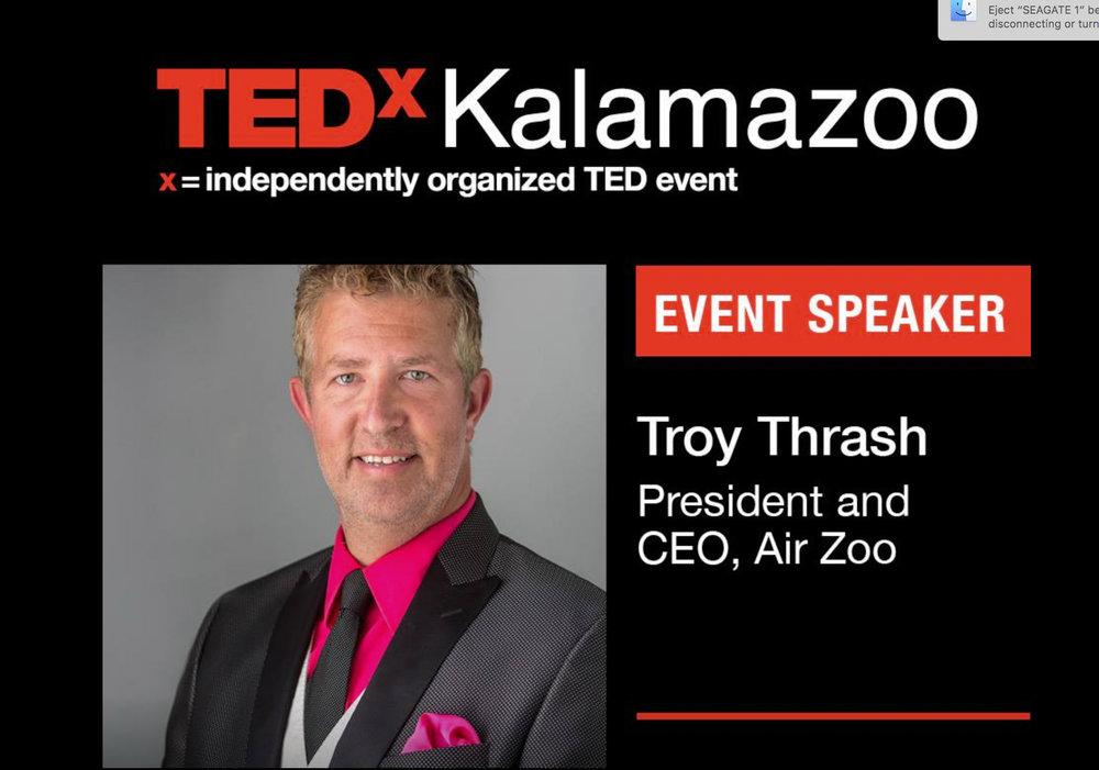 Troy Thrash