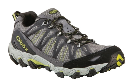 Oboz  Traverse Men's hiking shoe.