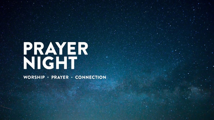 Prayer Night Redemption Bible Church