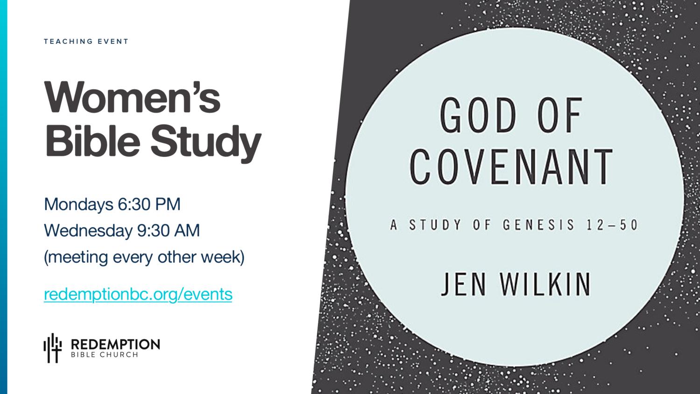 Women's Bible Study — Redemption Bible Church