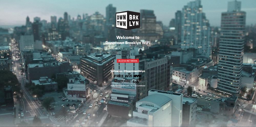 Downtown Brooklyn Portal