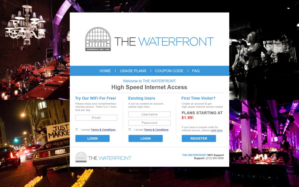 Event Hall Wi-Fi