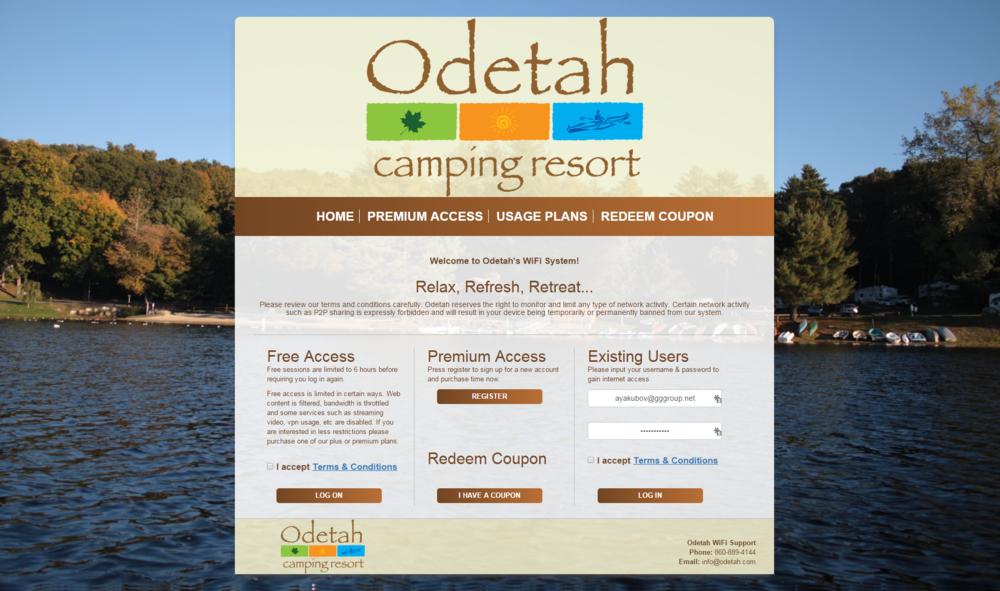 Resort Wi-Fi