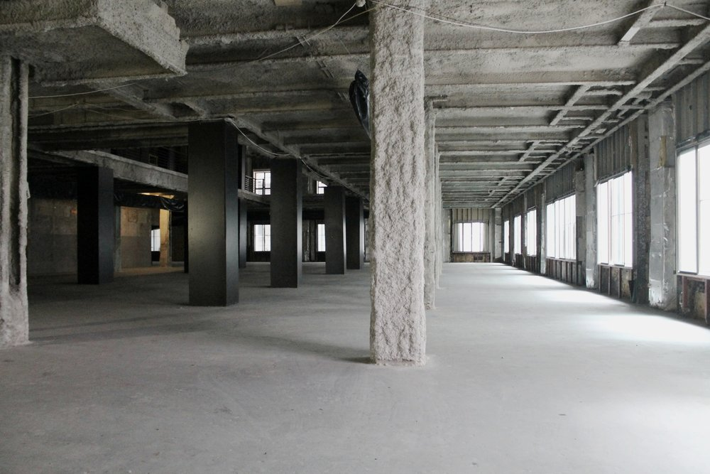 23 WALL ST  - Inside the former headquarters of J.P. Morgan & Co., 150K square feet of raw space