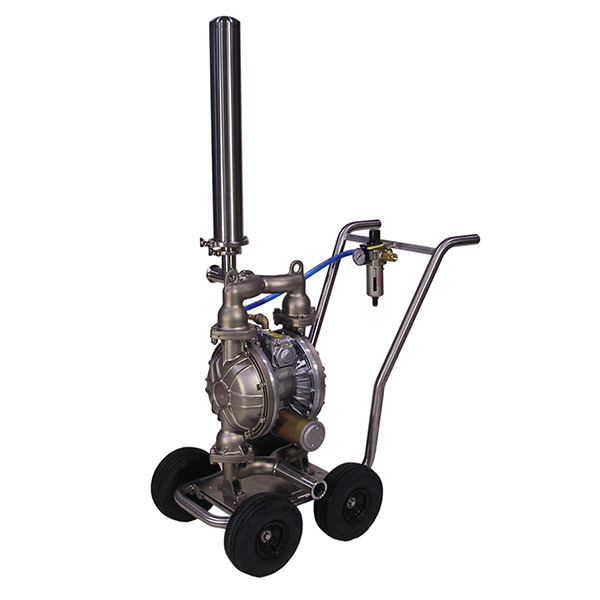 Yamada NDP-40 BSH Double Diaphragm Air Pump