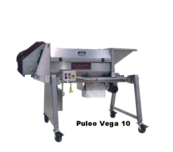 Puleo Vega 10 Destemmer Crusher