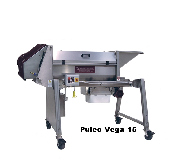 Puleo Vega 15 Destemmer Crusher