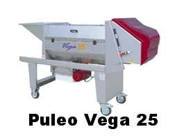 Puleo Vega 25 Destemmer Crusher