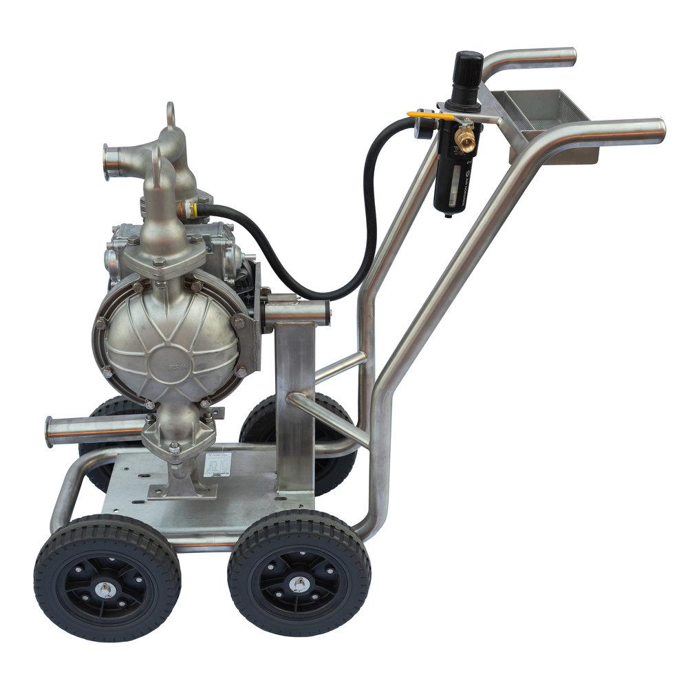 Yamada NDP-40 Wine Pump W/Drain System