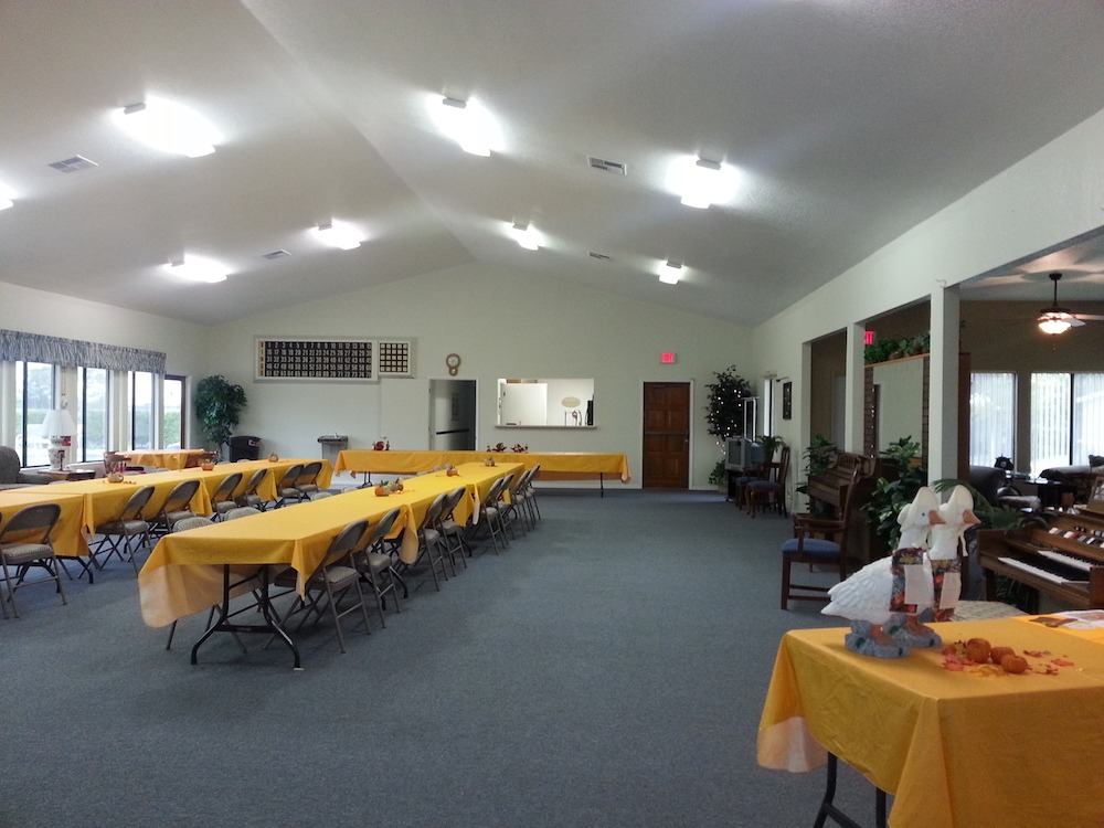 Large Gathering Room & Kitchen for Parties, Banquets or an Excercise Class