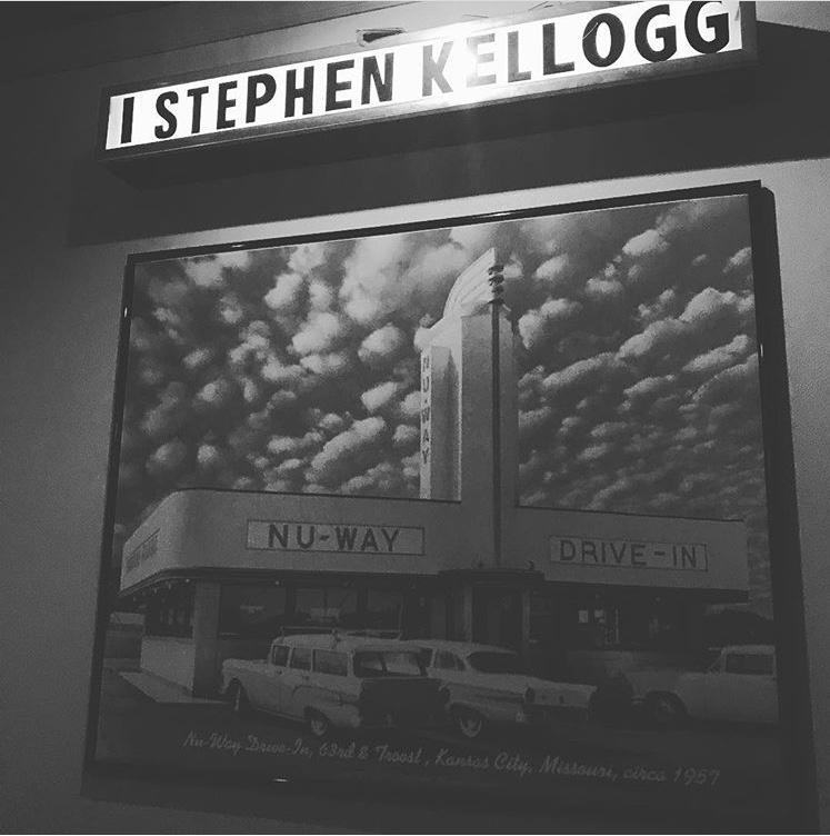 "Kansas International Film Festival says ""Stephen put on an incredible show and spoke about his art with eloquence."""