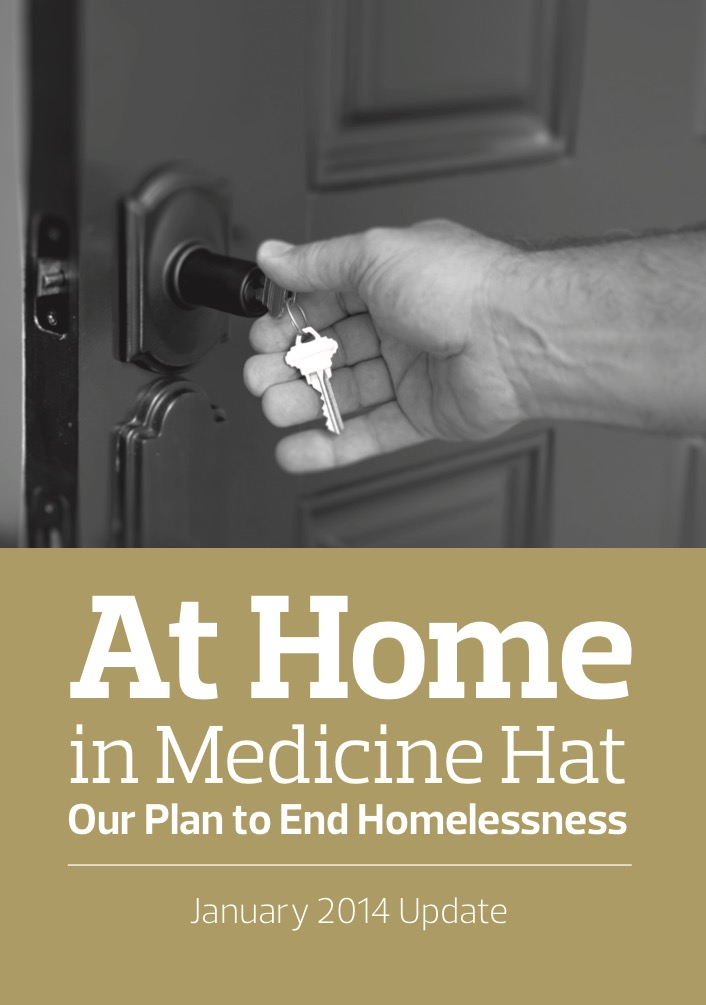 Medicine Hat Plan to End Homelessness