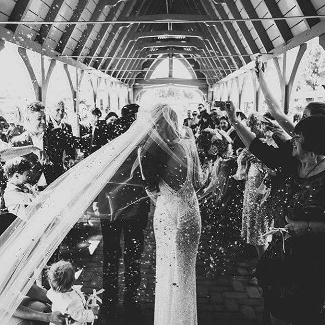 When your wedding photos speak a thousand words @candycapcophoto you have done it again 💕 @elephanthill  #nzbride #nzwedding #napier #napierwedding #hawkesbaywedding #confetti