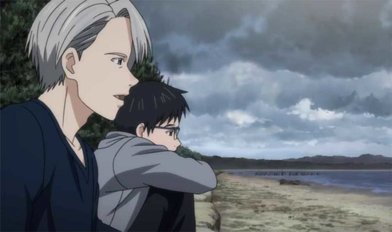 yuri and victor yuri on ice jonah ven