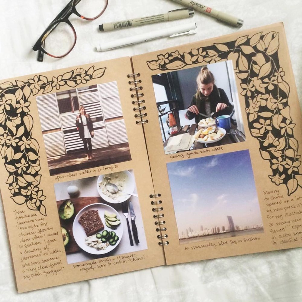 10 Tips On How To Scrapbook Like A Pro Root Branch Paper Co