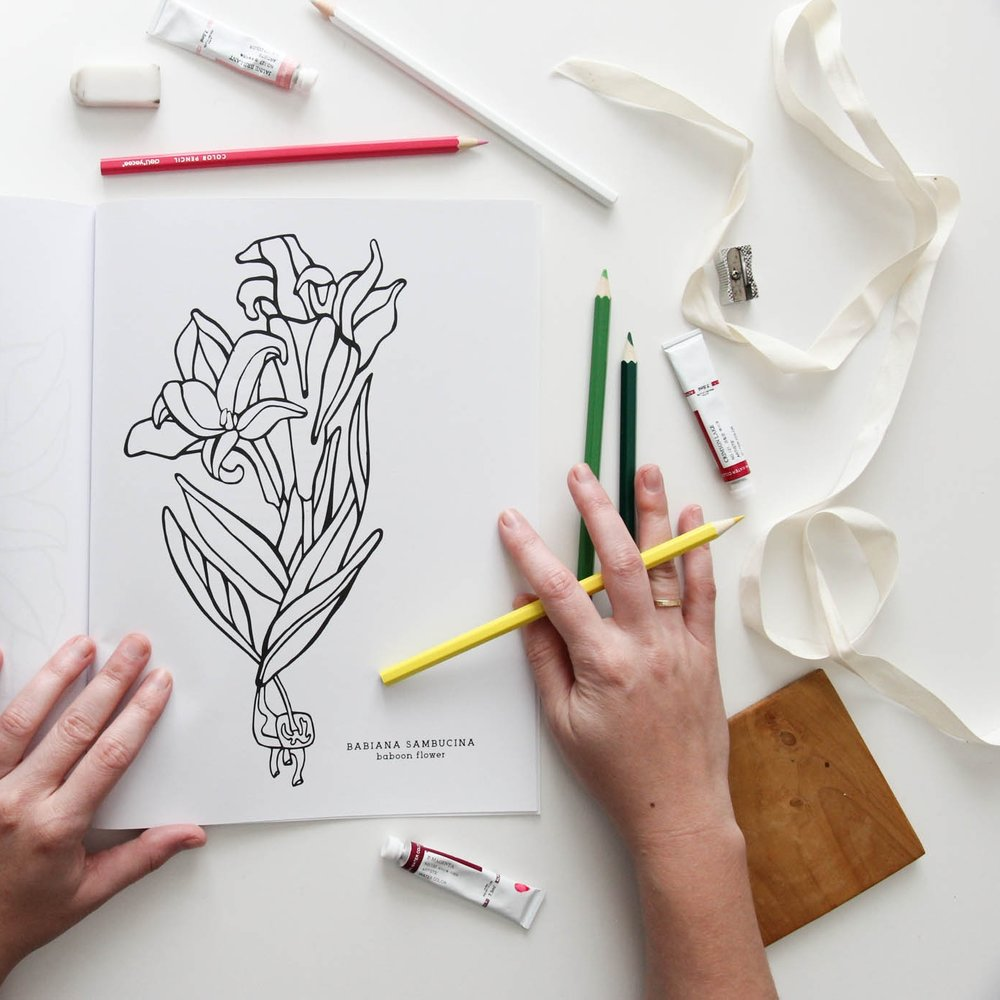 Let's Create Something TOGETHER. - A custom designed project, be it a bespoke floral illustration, wedding invitation suite, or a customized gift, is a great way to capture your idea and turn it into a keepsake for years to come.