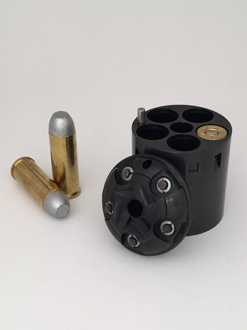 Howell Arms — Howell Arms 1858 Remington Pistol Conversion Cylinder