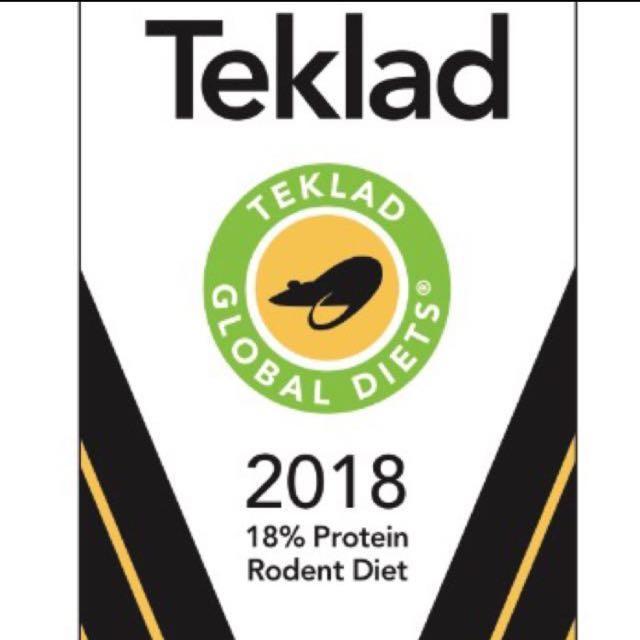 Teklad Envigo Rodent Diets and Aspen Shavings