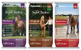 Safechoice Senior, Special Care, Mare and Foal, Triumph