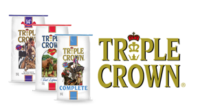 Triple Crown Horse Feed, Low Starch, Senior, Naturals, many more