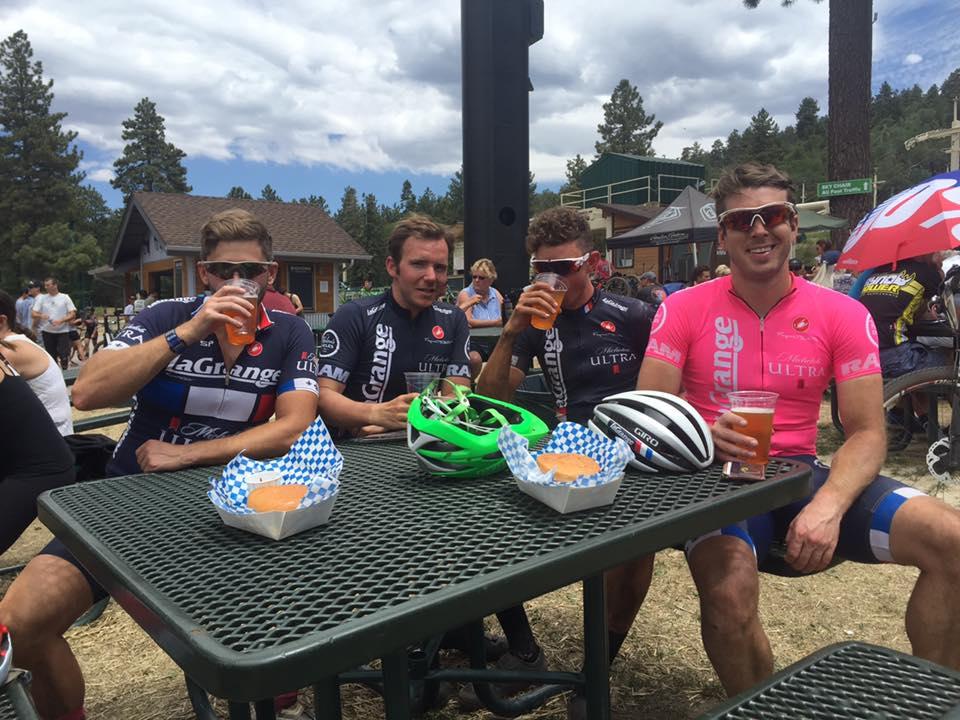 The La Grange mountain bike team takes on the Kenda Cup at Big Bear.