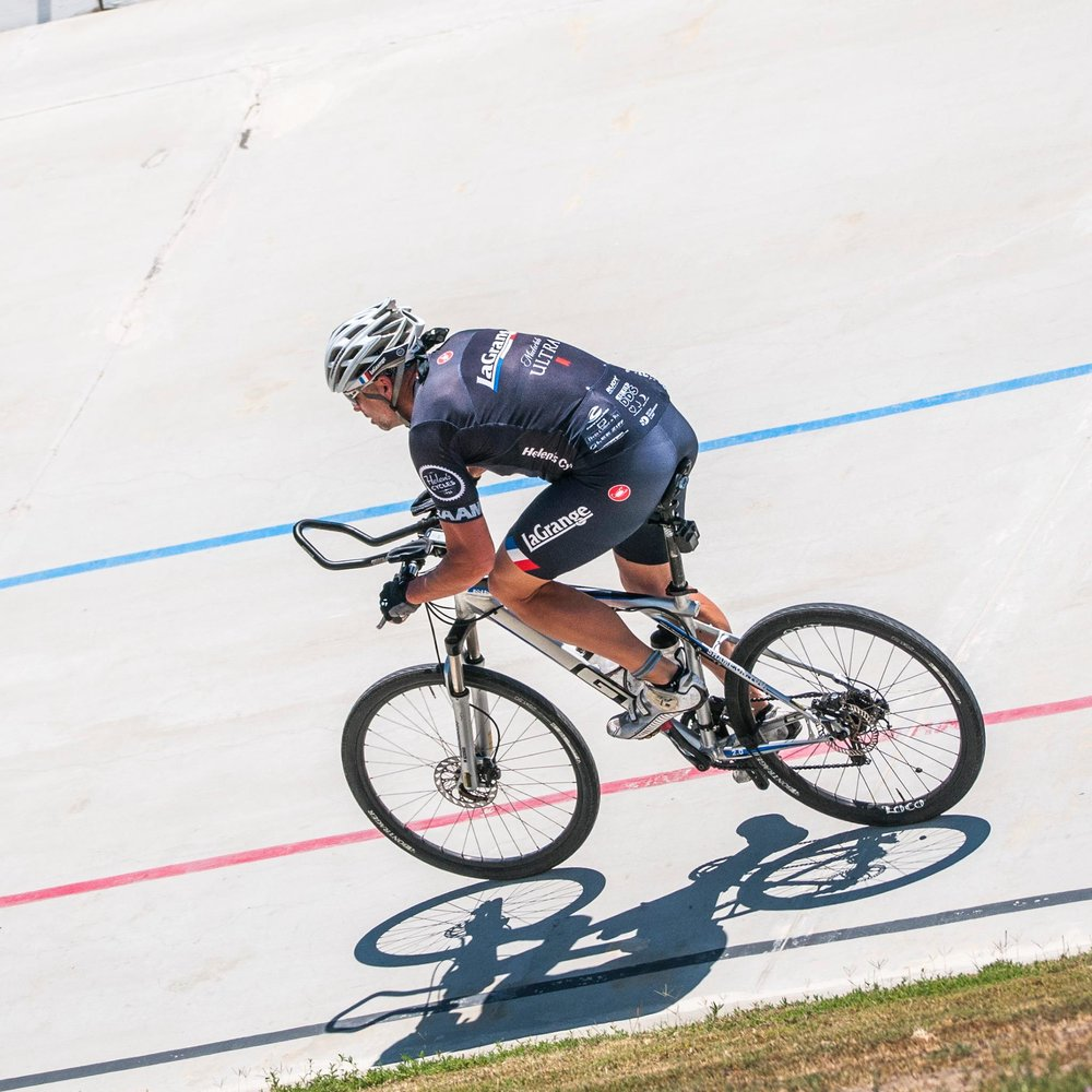 The Loco Express proves you really can run just about any kind of bike at the La Grange Cup 500M.